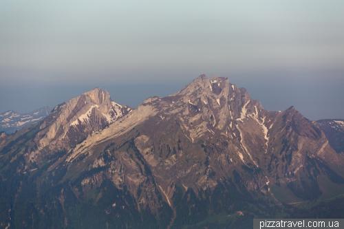 Гора Рігі
