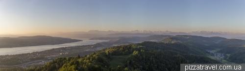 Гора Утлиберг