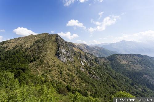 Гора Чиметта