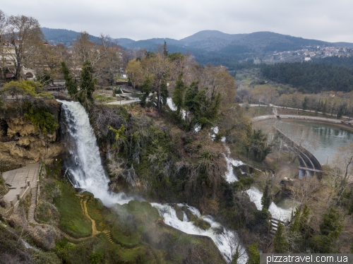 Водоспади в Едессі