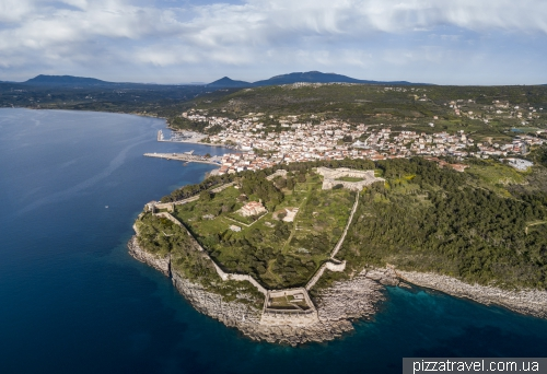 New fortress (Pylos)