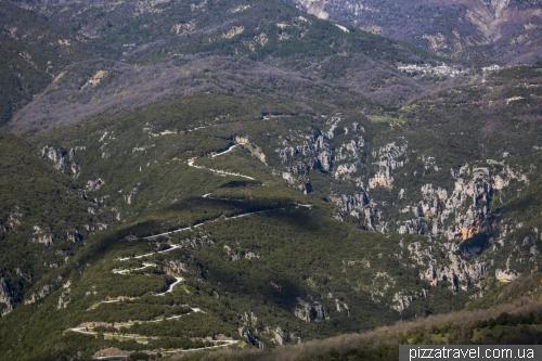 Papingo Road