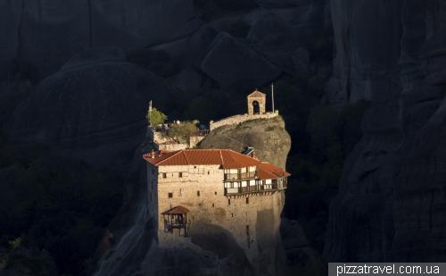 Монастир святого Миколая Анапавсаса