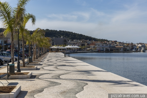 Argostoli Embankment