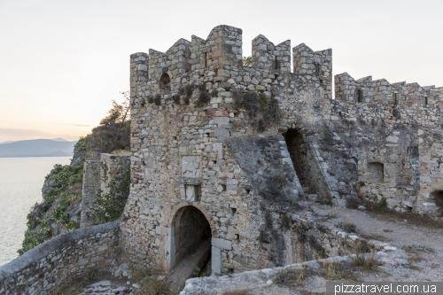 Palamidi fortress in Nafplio