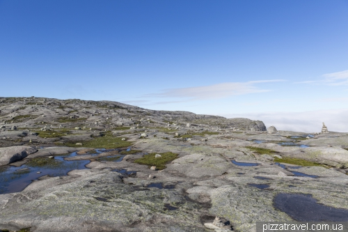 Камінь-горошина (KjeragBolten)