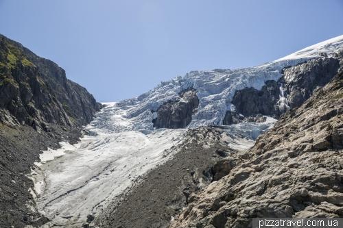 Ледник Буер (Buerbreen)