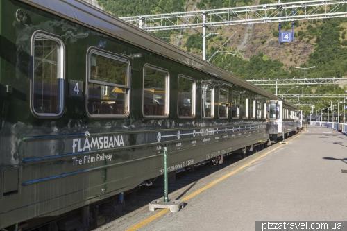 Фломська залізниця