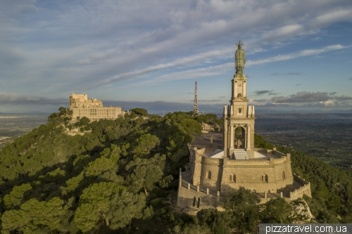 Monastery and Hotel San Salvador (Majorca)