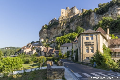 Замок Бейнак (Chateau de Beynac)