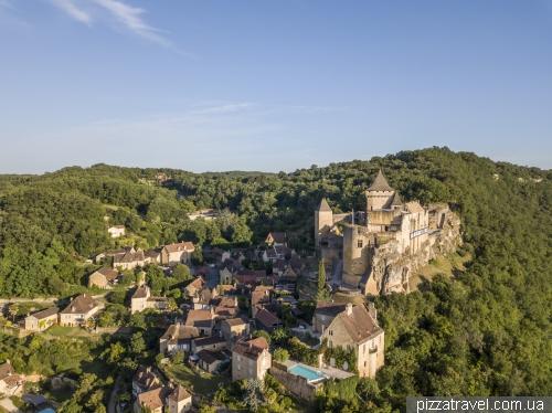 Замок Кастельно (Chateau de Castelnaud-la-Chapelle)