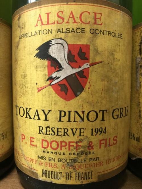 Tokay Pinot Gris