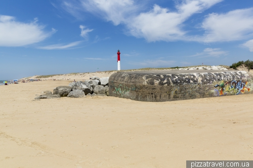 Cote Sauvage Beach