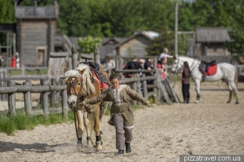 Сімейний історичний парк Київська Русь