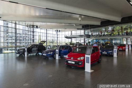 Automotive City in Wolfsburg (Autostadt)