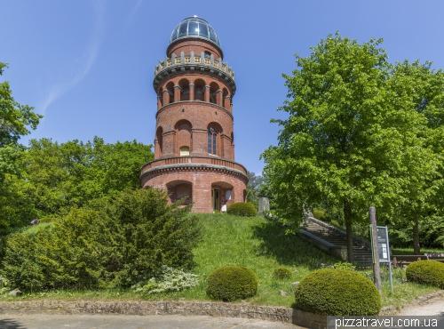 Arndt Ernst Moritz Tower