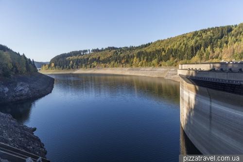 Oker reservoir