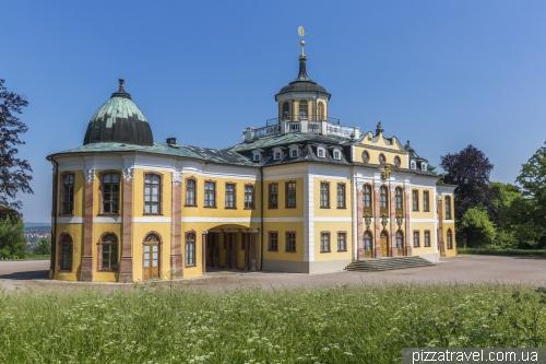 Палац Бельведер у Ваймарі