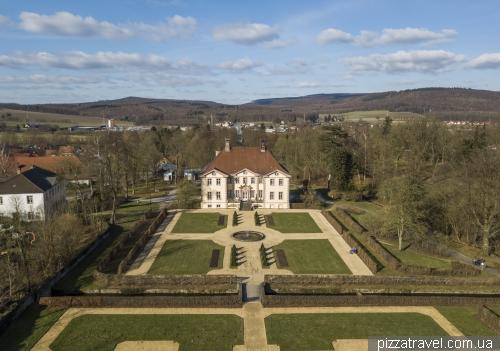 Schieder palace (Schloss Schieder)