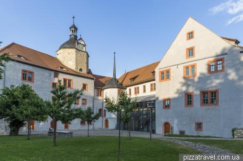 Дорнбургські палаци (Dornburger Schlösser)