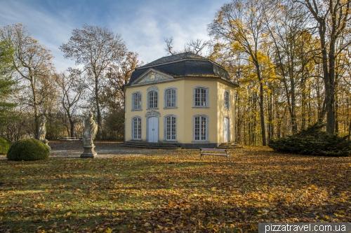 Burgk castle