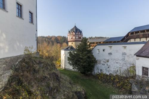 Замок Бургк (Schloss Burgk)