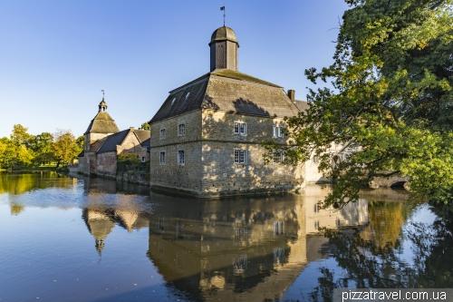 Замок Вестервинкель (Wasserschloss Westerwinkel)