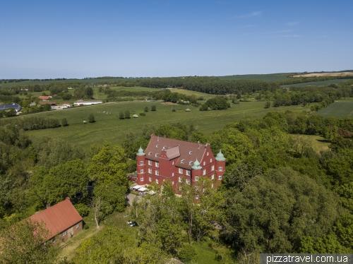 Замок Спайкер (Schloss Spyker)