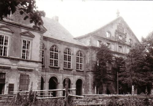 Замок Хундісбург (1980)