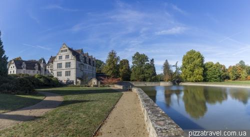 Замок Швоббер (Schloss Schwoebber)