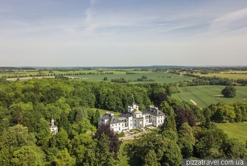 Замок Шлиц (Burg Schlitz)
