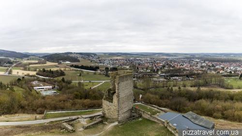 Руїни Фолькмарсен (Kugelsburg Volkmarsen)