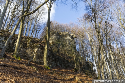 High Stone Rocks (Hohenstein Klippen)