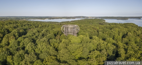 Adlerhorst Observation Deck (Aussichtsplattform Adlerhorst)