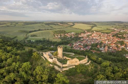 Три замка Драй Гляйхен (Drei Gleichen)