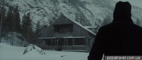 Кадр из фильма Спектр (2015)