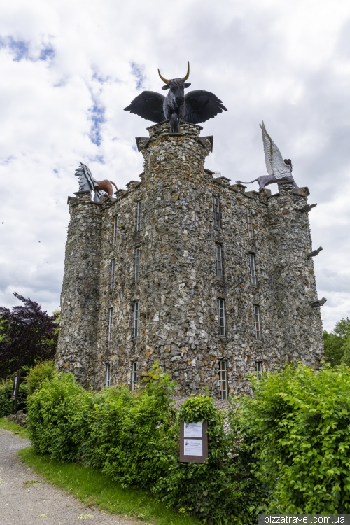 Башня Эбен-Эзер (Musse du Silex)
