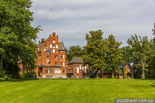 Замок Калькхорст (Schloss Kalkhorst)