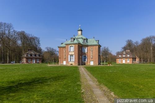 Замок Клеменсверт (Schloss Clemenswerth)