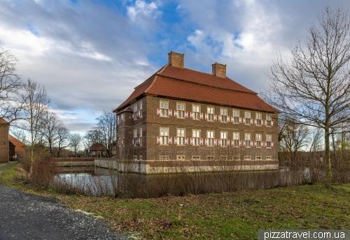 Замок Оберверрис (Schloss Oberwerries)
