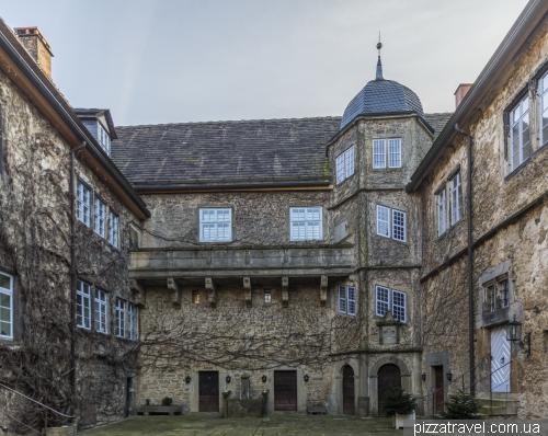 Замок Хюльседе (Wasserschloss Huelsede)