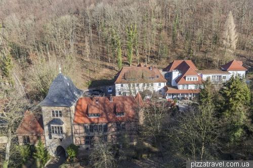 Замок Шаумбург (Burg Schaumburg)