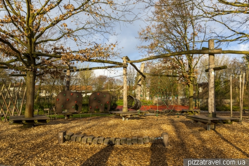 Максимилиан парк в Хамме (Maximilianpark)