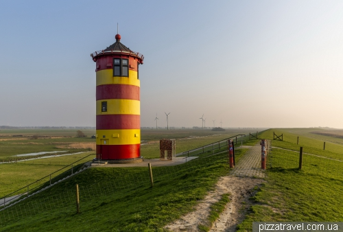 Маяк Пилсум (Pilsumer Leuchtturm)