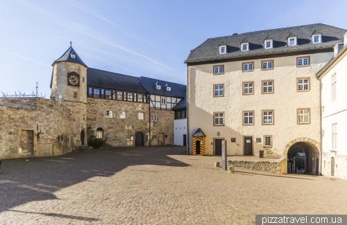 Замок Вальдек (Schloss Waldeck)