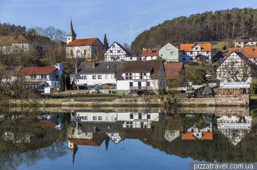 Поселок Хемфурт (Hemfurth)