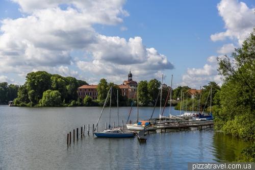 Озеро Großer Eutiner See