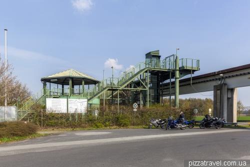 Тестовый трек Маглева (Emsland Transrapid Test Facility)