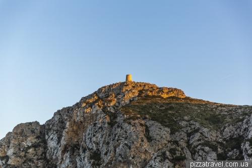 Башня Альберкуч (Albercutx Watchtower)