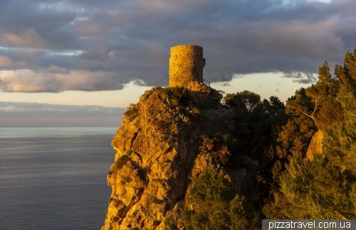 Башня Вергер (Torre del Verger)